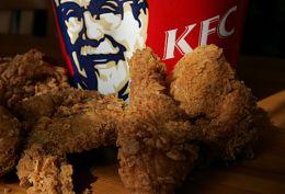 KFC Hot and Spicy Chicken
