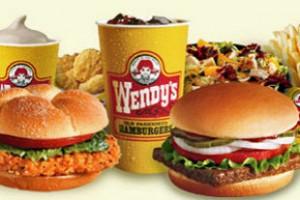 Wendy's Menu