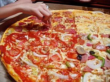 Jugnos pizza