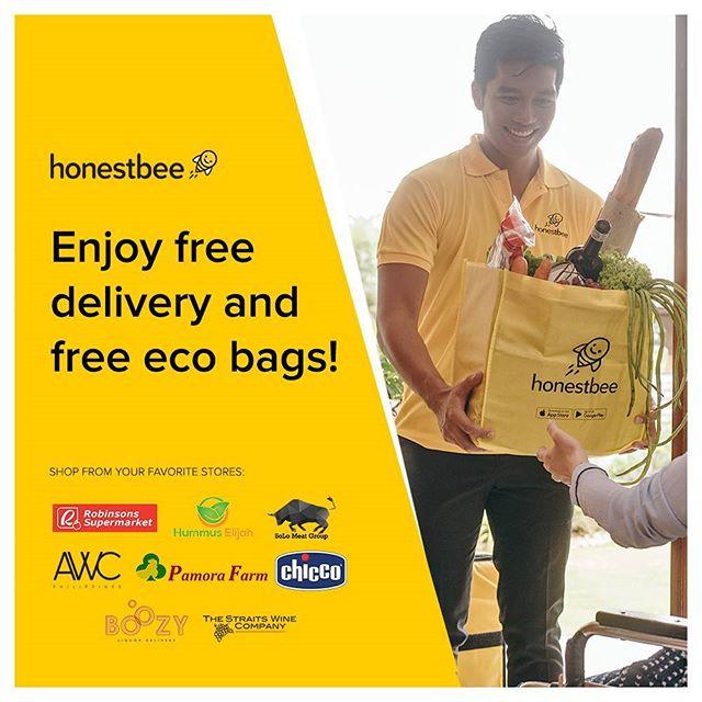 Honestbee app